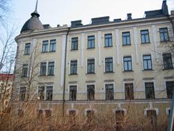 Увеличить изображение фасада здания