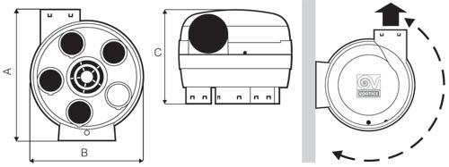 Размеры Vort Platt