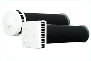 Приточный клапан КИВ-125 и КИВ Квадро